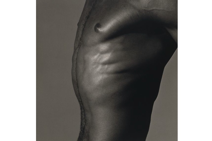 Robert Mapplethorpe - Alistair Butler / Torso, 1980