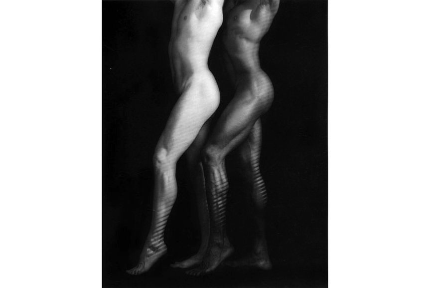 Robert Mapplethorpe - Ken and Tyler, 1985
