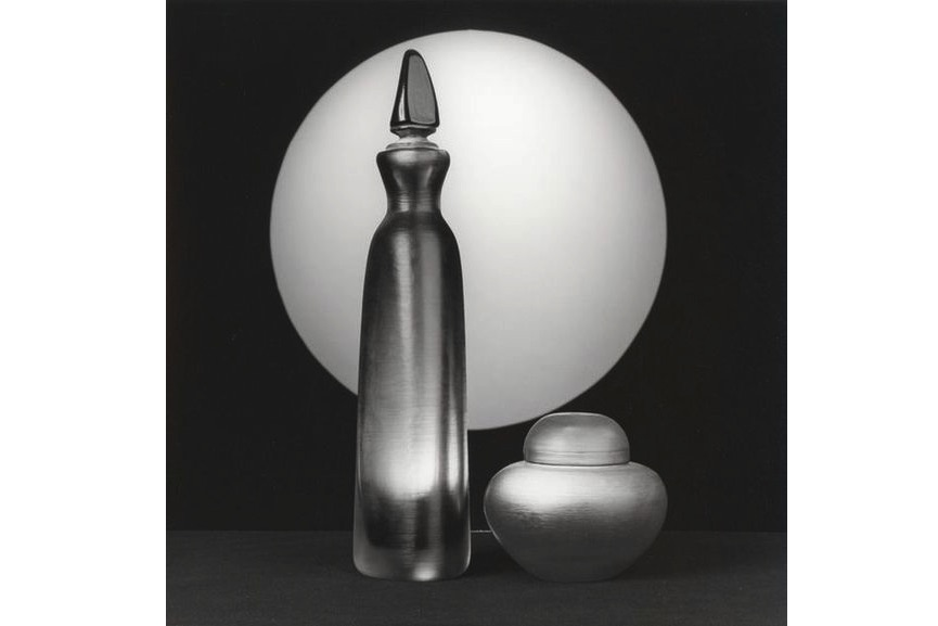 Robert Mapplethorpe - RM Glass Collection, 1984