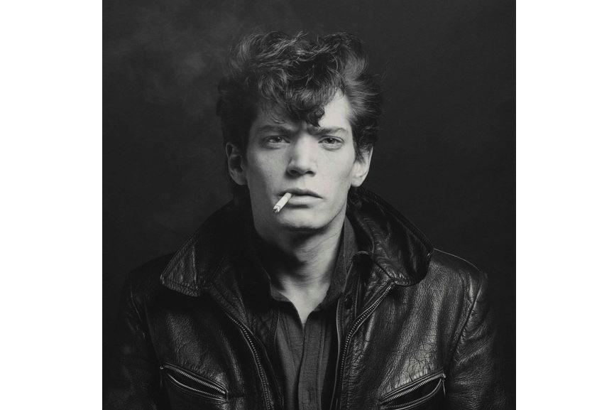 Robert Mapplethorpe - Self Portrait, 1980