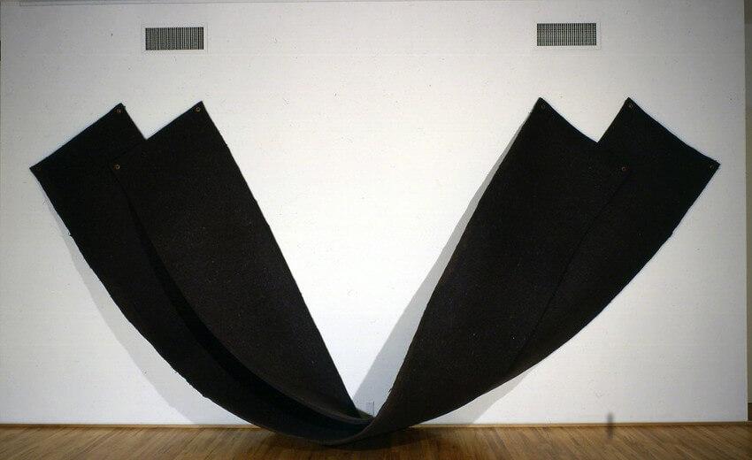 Robert Morris - Untitled, 1974