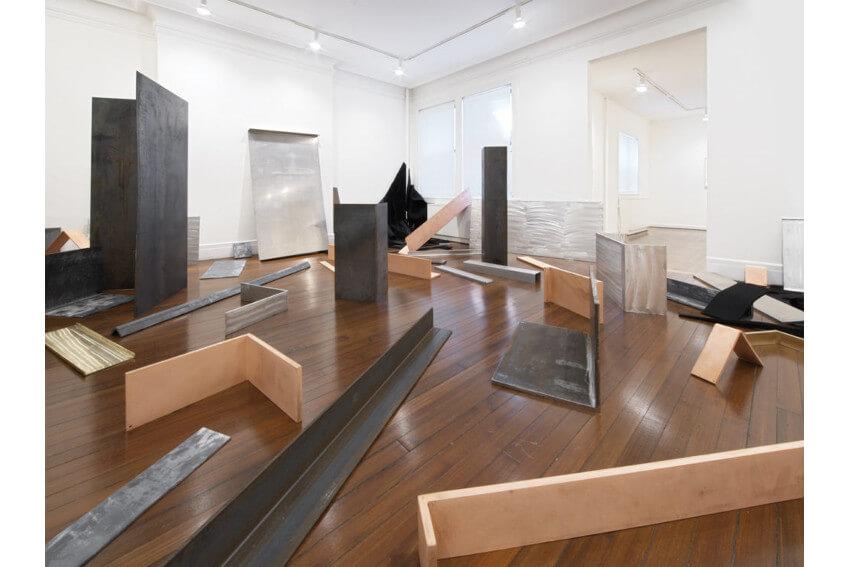 Robert Morris - Untitled (Scatter Piece), 1968-69