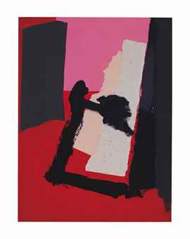 Robert Motherwell-Oaxaca-1976