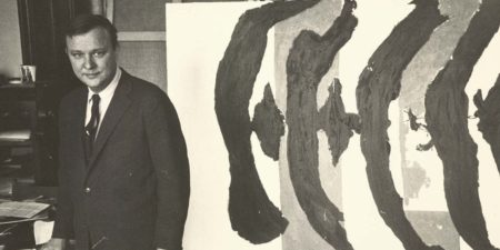 Robert Motherwell - Portrait