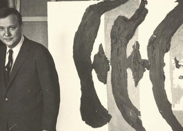 Robert Motherwell - Portrait