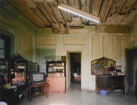 Robert Polidori-Senora Luisa Faxas Residence 2 #318 (At The Corner Of Avenida 5Ta.) Miramar-1997