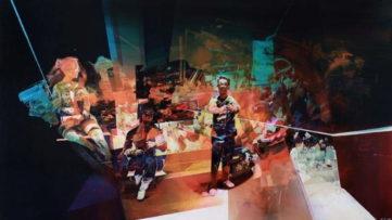Robert Proch arts. Lost script, 2017, arts image