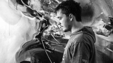 Robert Proch - Portrait by Damian Christidis