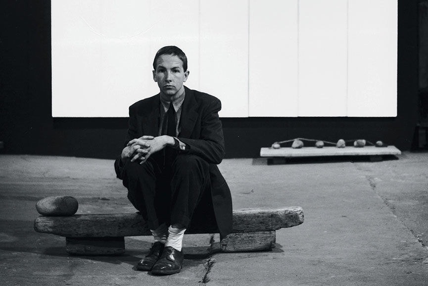 Robert Rauschenberg is one of the most important assemblage artists