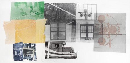 Robert Rauschenberg-5:29 Bay Shore-1981