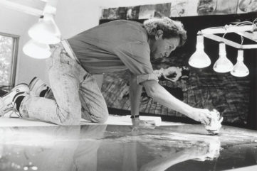 The Priciest Robert Rauschenberg the Artwork Auction Room Has Seen
