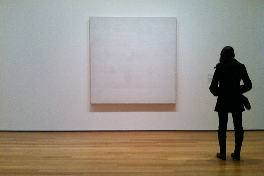 Image Result For Famous Minimalist Painting