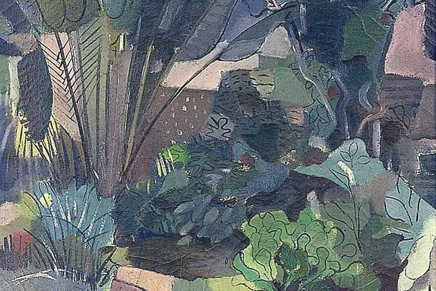 Roberto Burle-Marx - Landscape, 1943