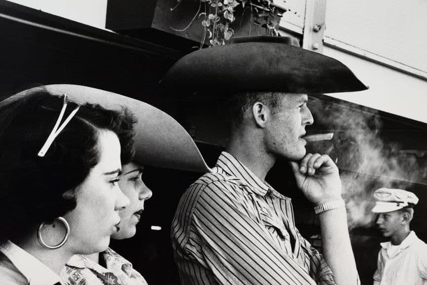 Rodeo Detroit, 1955