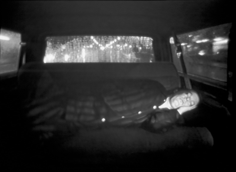 Rodney Graham – Halcion Sleep, 1994