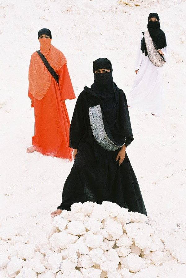 Roland Hagenberg - Fashion Jihad - Photo Credits Roland Hagenberg
