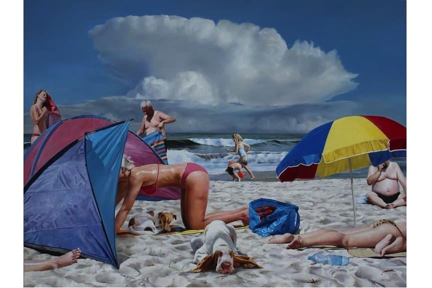 Rolf Ohst - Dogsbeach, 2016