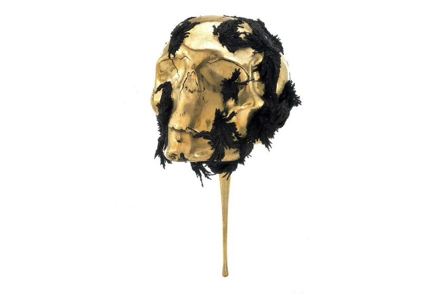 Romain Langlois - Jericho Mask (Masque de Jericho), 2014
