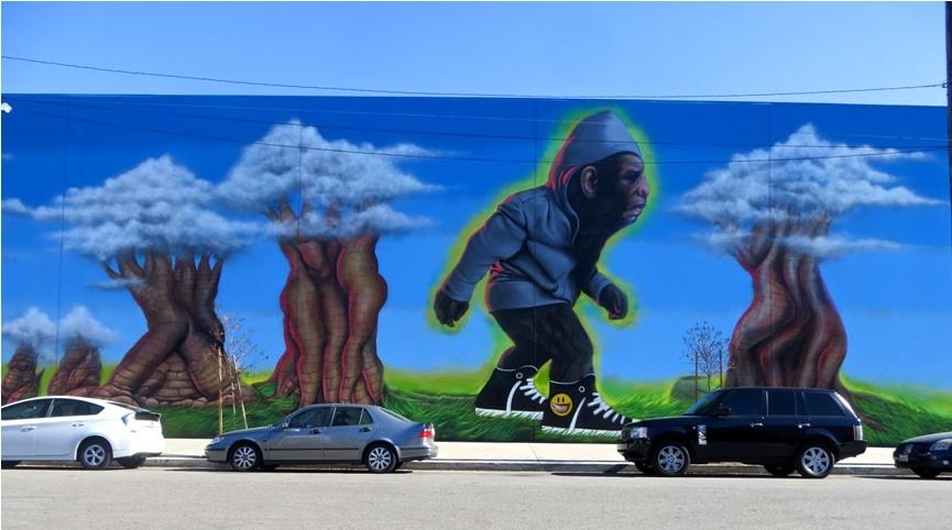 Nature of Street Art