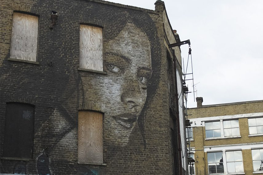 Rone, Leonard Street street london work gallery things