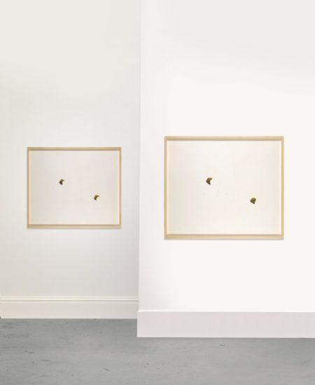 Roni Horn-Distant Double 3.17X And 3.17Y-1990