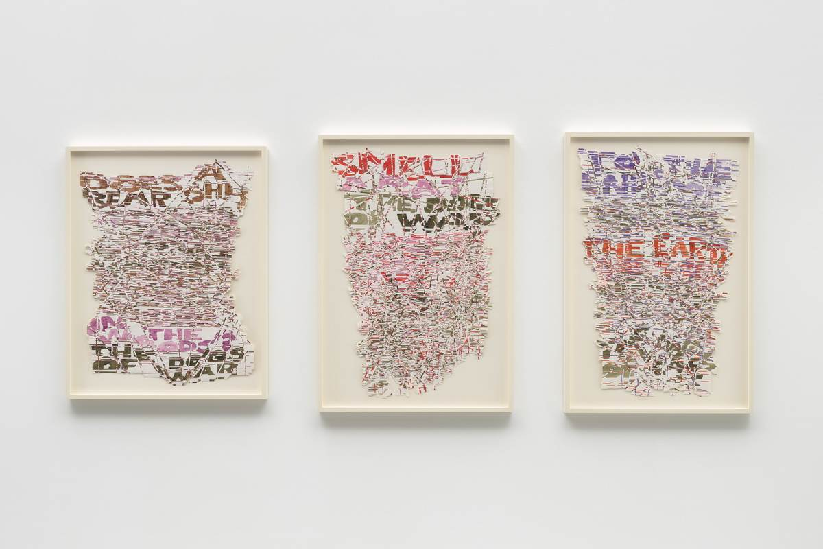 Roni Horn's Drawings Get the First Museum Show in the US