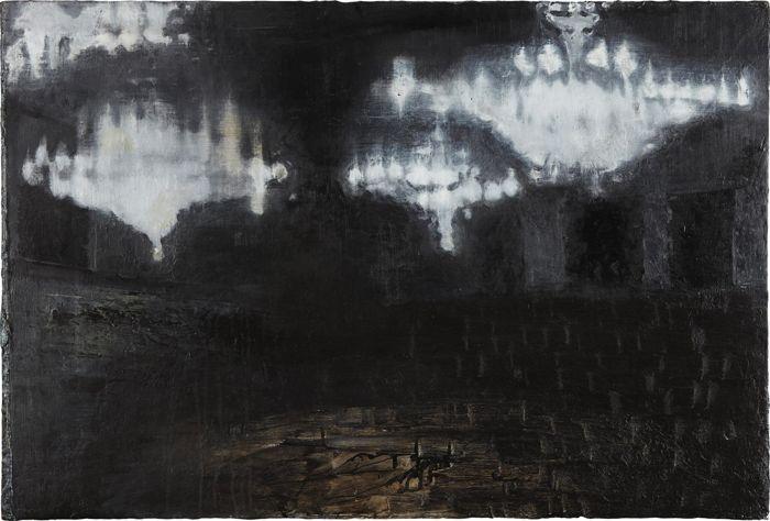 Ross Bleckner-Untitled-1984