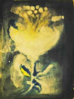 Ross Bleckner-Untitled-1989