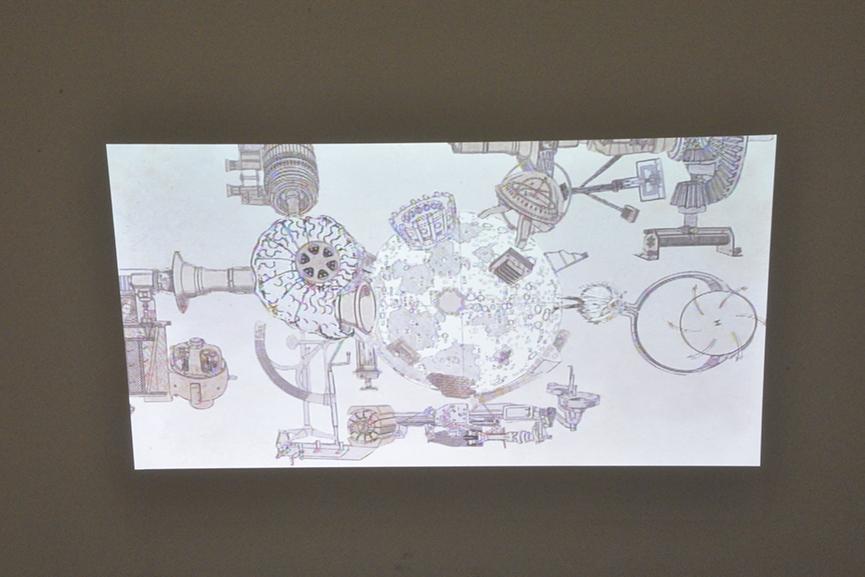 Rotwand at Artissima 2015 8