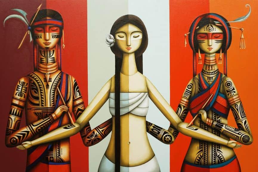 Rovi Salegumba - Tabula Rasa
