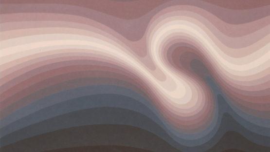 Roy Ahlgren - Luminescence, 1982 (detail)