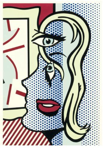 Roy Lichtenstein-Art Critic-1996