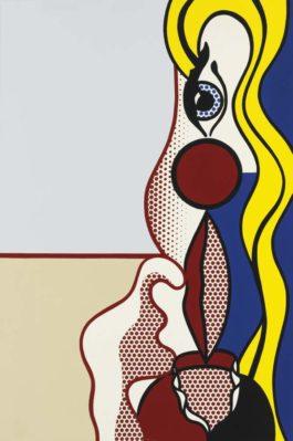 Roy Lichtenstein-Female Figure-1978