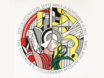 Roy Lichtenstein - Guggenheim Museum