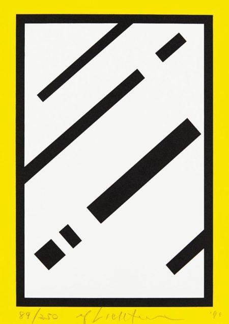 Roy Lichtenstein-Mirror-1990