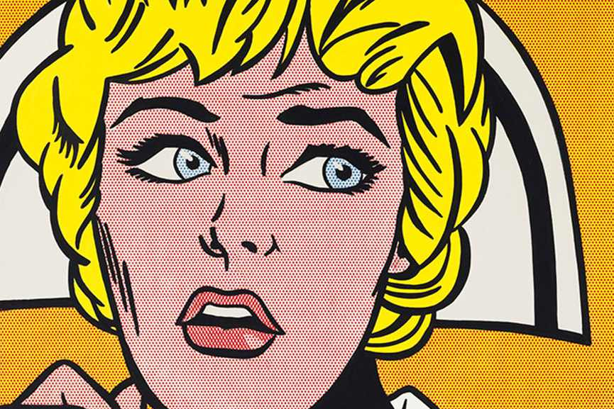 roy licntenstein artwork