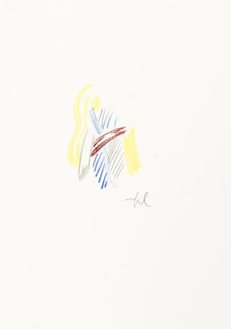 Roy Lichtenstein-Untitled-1988