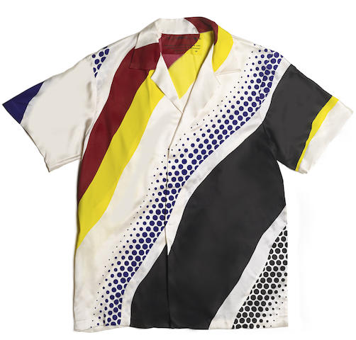 Roy Lichtenstein-Untitled Shirt-1979