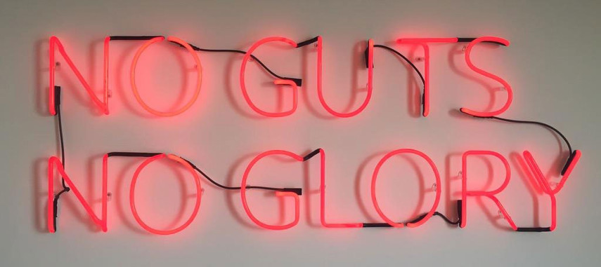 Ruby Anemic - No Guts No Glory, 2013, buck gallery terms of use