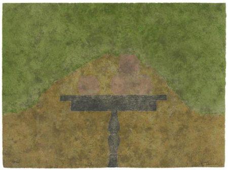 Rufino Tamayo-Bodegon, from Rufino Tamayo 15 aguafuertes series-1980
