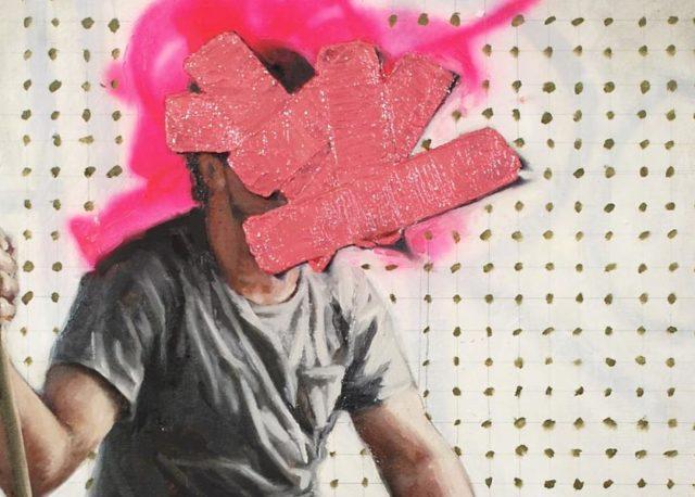 Russ Noto - New Quixote, 2012 (Detail) - Copyright Russ Noto