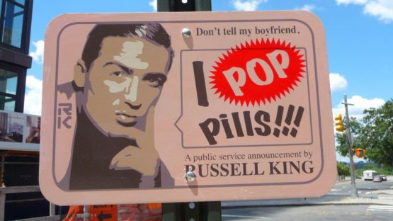 Russell King - I Pop Pills