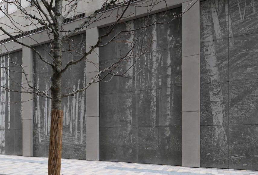 photography, photograph work modern, building germany work, series,