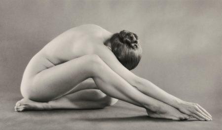 Ruth Bernhard-Spanish Dancer-1971