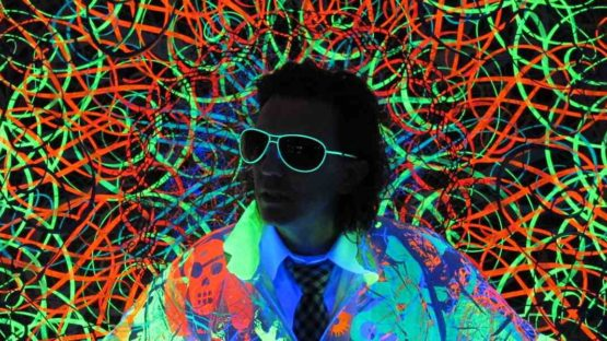 Ryan McGinness - profile, contemporary art, painting, sculpture, psychedelic art
