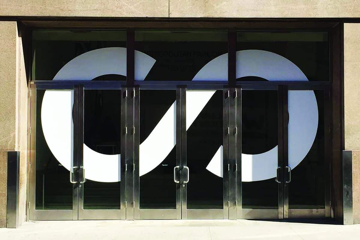 SCOPE NY 2018, Entrance