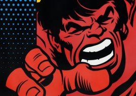 Hulk, 2016 (detail)