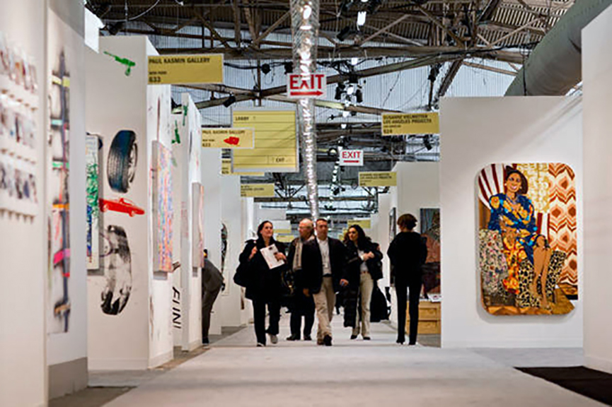 New York art fair