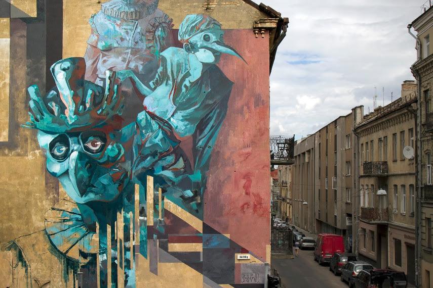 chazme street art