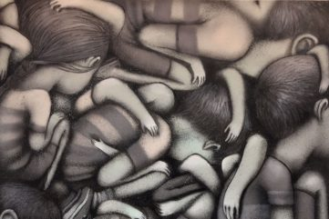 Love Black and White Art? These Artworks Are For You!
